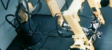 Ilcap Saldatura Laser Robot